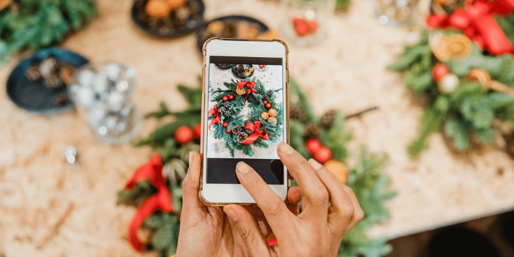 It's important to keep your baseline marketing consistent throughout the year regardless of your seasonal marketing strategy.