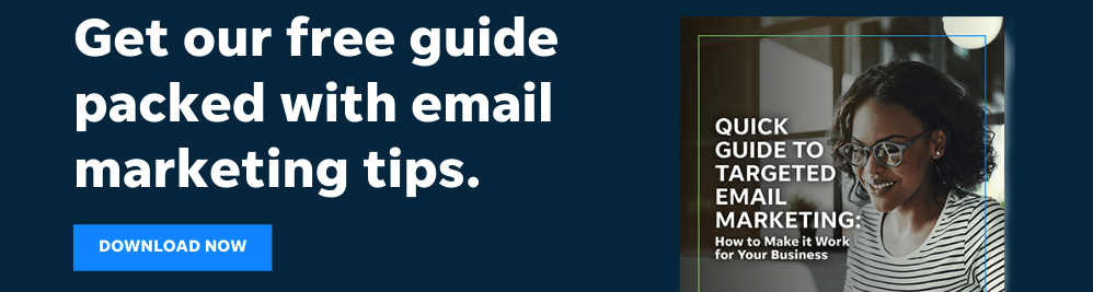 This targeted email marketing guide from LOCALiQ has tips, ideas, and insights for your email marketing strategy.