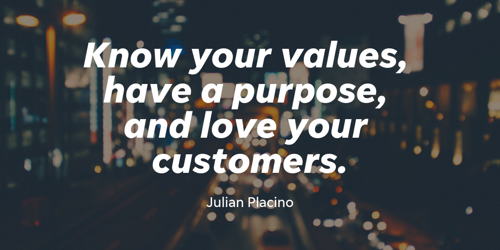 Content expert Julian Placino believes that self-awareness and caring about your customers is the right way to approach 2019.