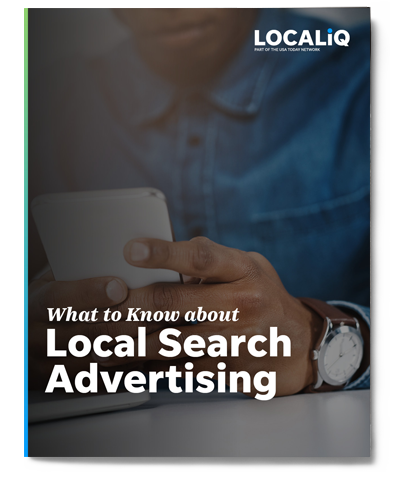 What to Know About Local Search Advertising