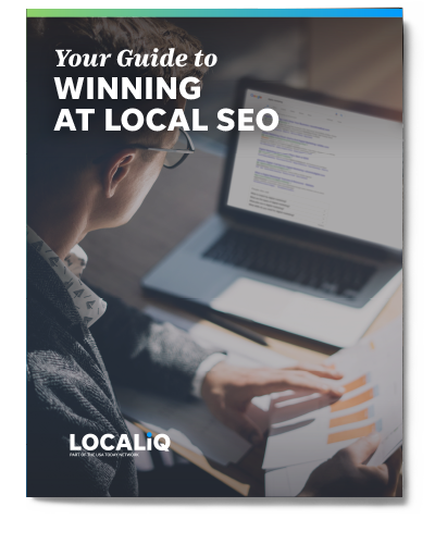Your Guide to Winning at Local SEO