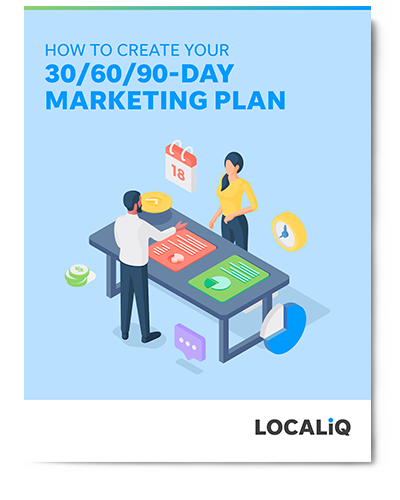 Creating Your 30/60/90-Day Marketing Plan