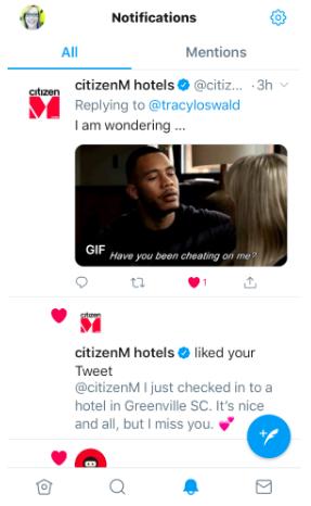 citizenM Social Exchange