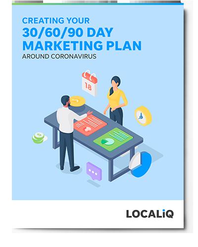 Creating Your 30/60/90-Day Marketing Plan Around Coronavirus