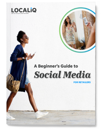 Pocket Guide: Social Media for Retailers