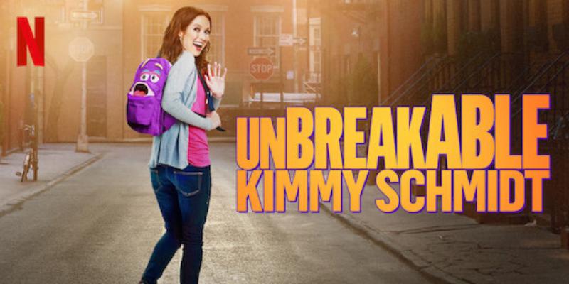 Unbreakable Kimmy Schmidt Poster from Netflix.com