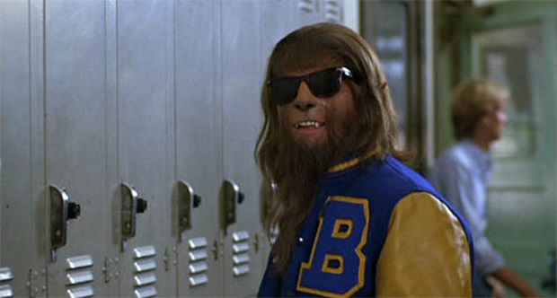 Character from Teen Wolf movie