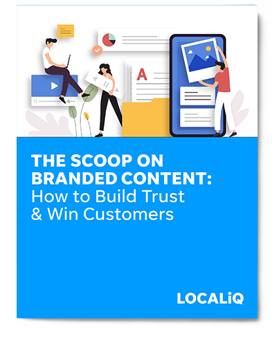 The Scoop on Branded Content: How to Build Trust & Win Customers