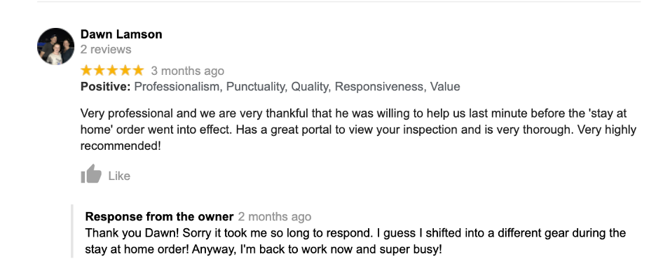 How to Respond to Google Reviews (with Examples) Timely