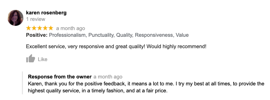 How to Respond to Google Reviews (with Examples) Positivity