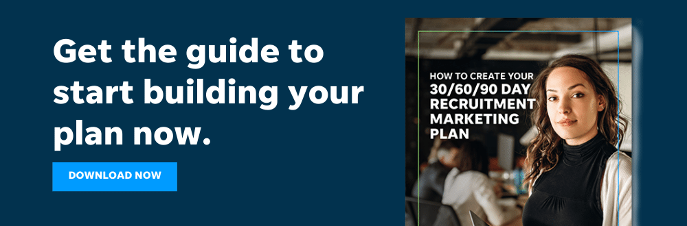 This LOCALiQ Recruitment guide outlines how to build your 30-60-90 day plan and includes a free template.