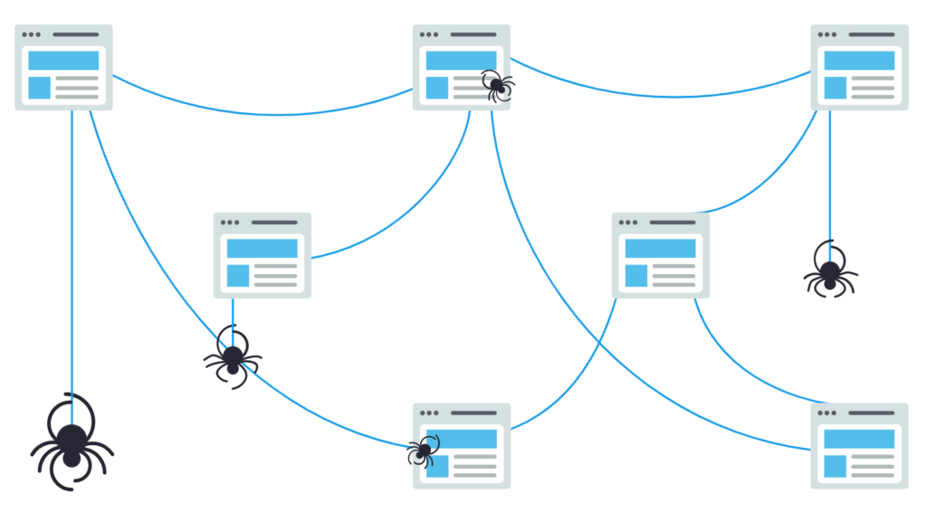 SEO Website Design - Spiders - Moz. Spiders are bots that crawl the web and help search engines index pages to rank.