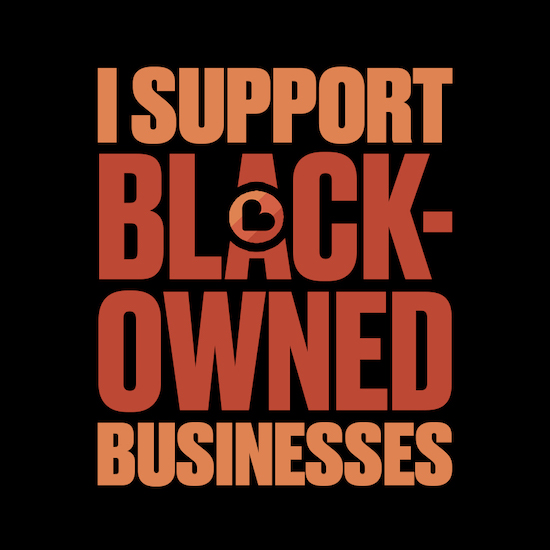 It's important to show your support for Black-owned businesses and spread the word after a positive experience.