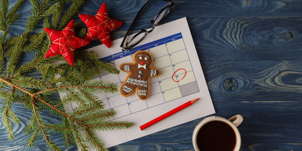 One time-saving holiday marketing tip is to get all your holiday marketing plan well in advance.