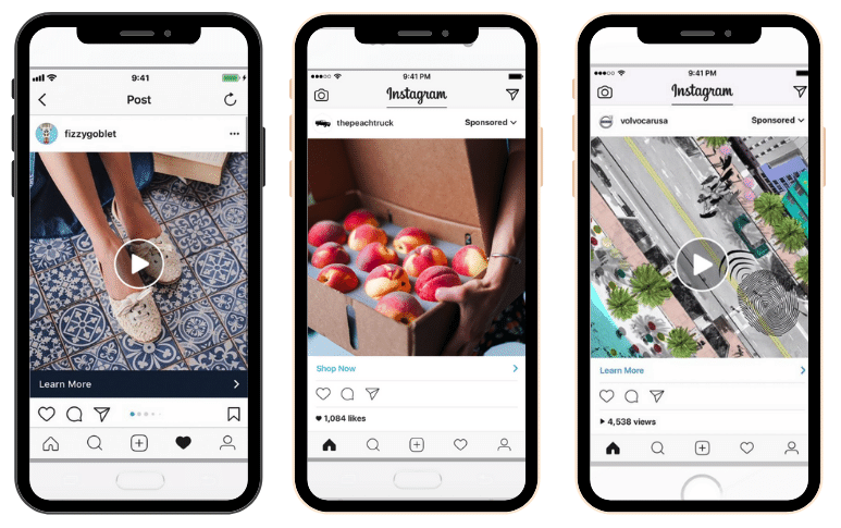 Instagram ads are a type of online advertising that let you reach a new audience on Instagram.