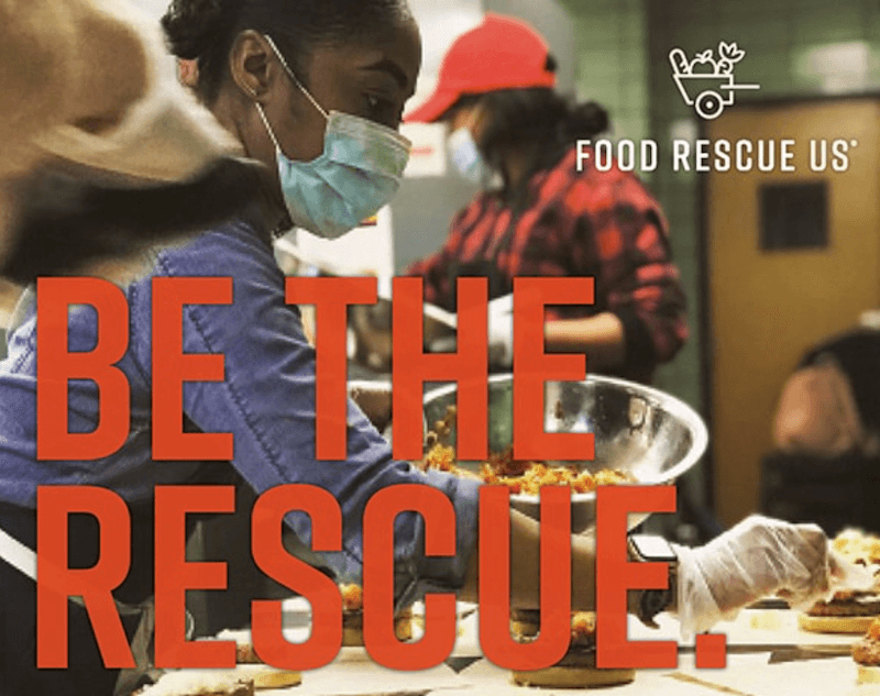 Food Rescue US lowers overhead costs, increases access to fresh food, and ensures that food rescued today is delivered today.