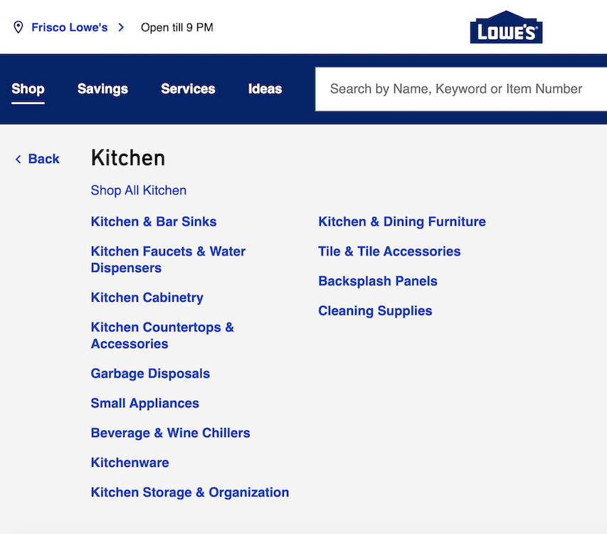 You can find a niche market by looking at category lists on relevant industry sites.