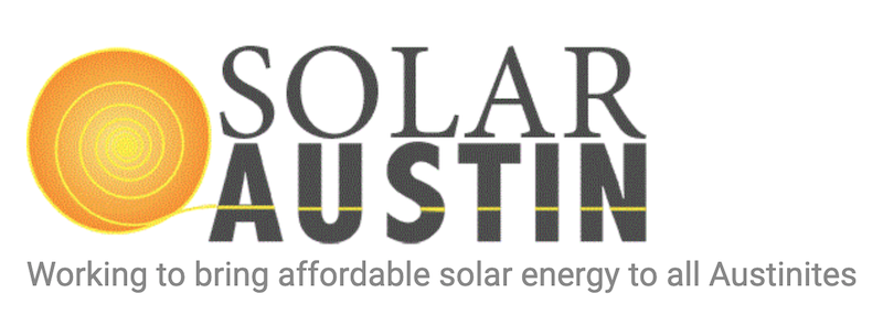 Solar Austin works to accelerate the transition to clean, renewable energy in Central Texas and expand access to the benefits of solar to everyone to build a healthy community and strong local economy.