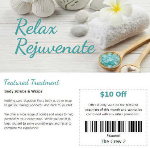 Use these spa and salon-related email subject lines for sales to get new customers with email marketing.