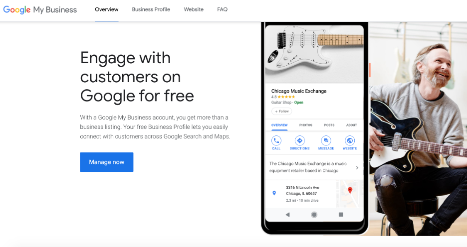 Google My Business was a hot topic in 2020 with people wanting to know how to set it up and manage it.