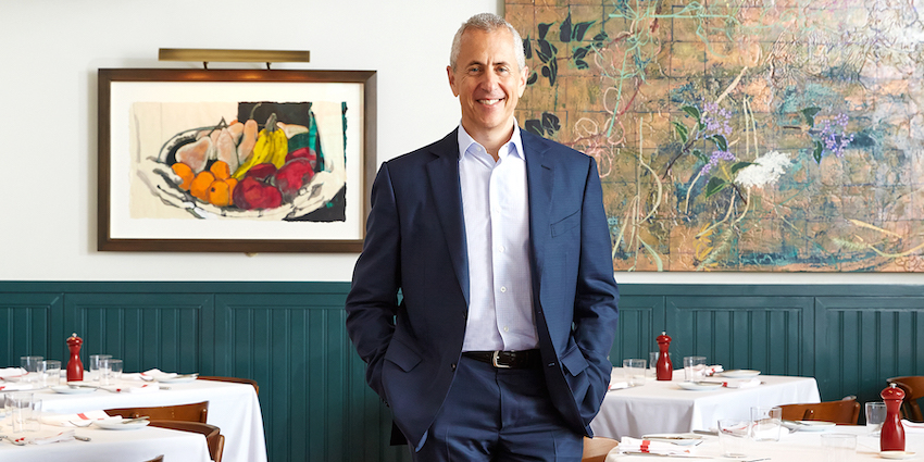 Danny Meyer is a restauranteur who learned how to be a better leader for his team.
