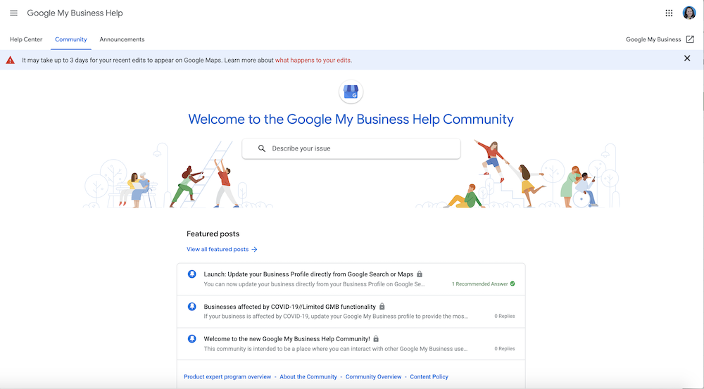 contact-google-my-business-community
