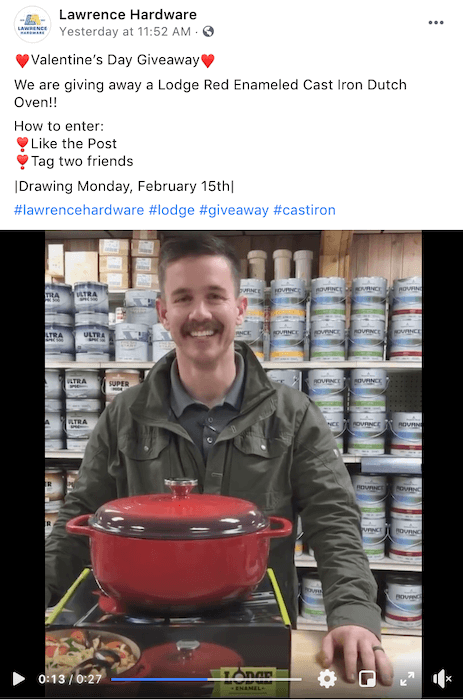 how to run a facebook giveaway - promote your facebook contest