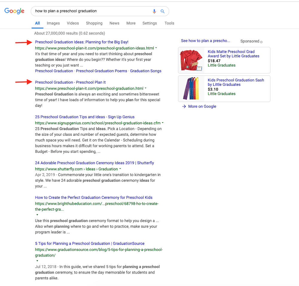 how to get free advertising on google useful content