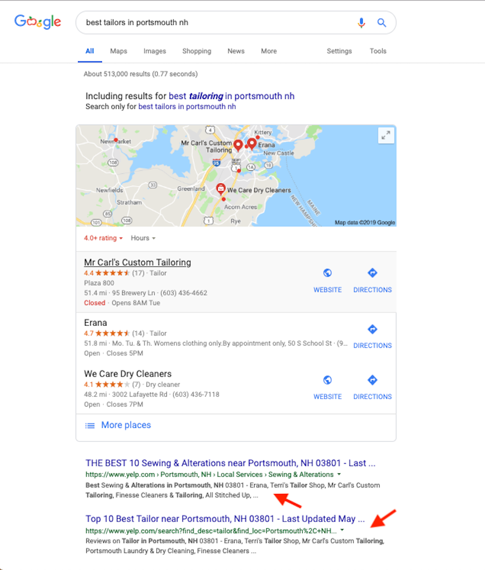 how to get free advertising on google get listed