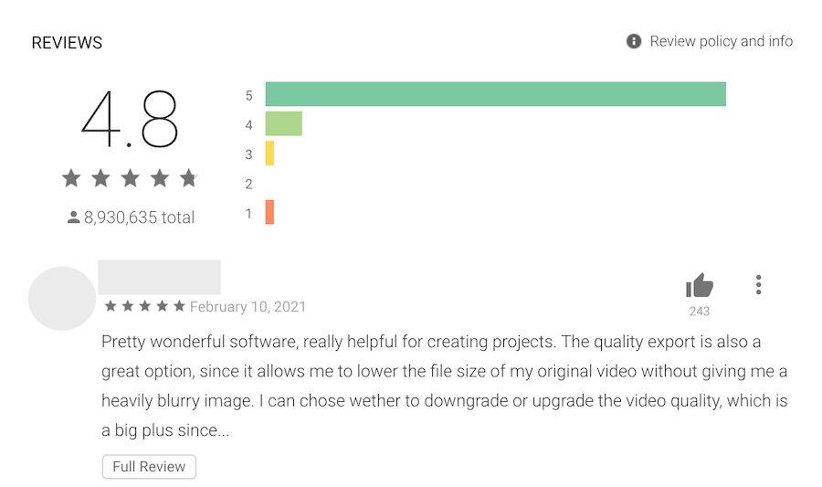 how to market an app - encourage reviews