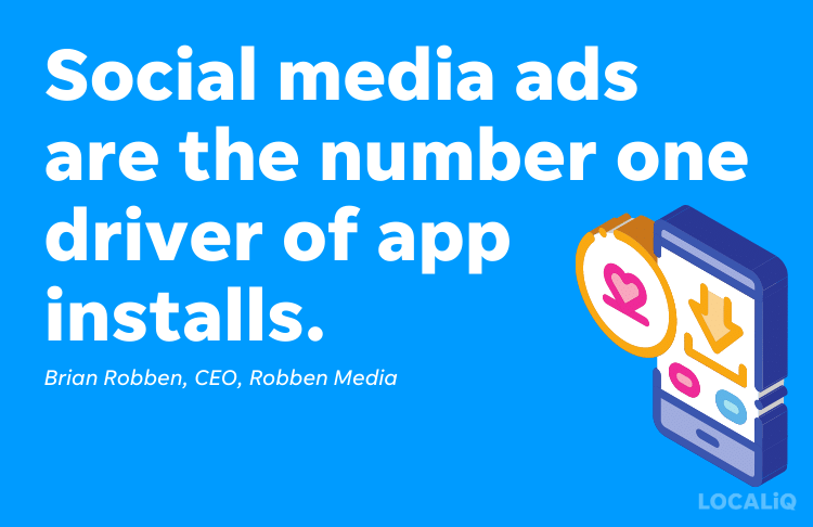 how to market an app - invest in facebook advertising