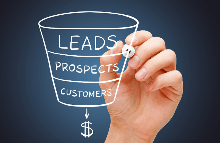 automate marketing - lead nurturing