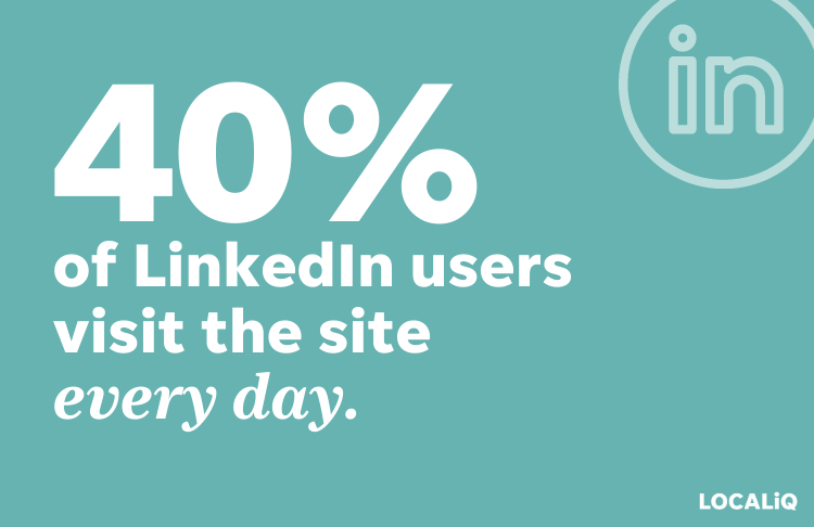 internet minute - linkedin statistics