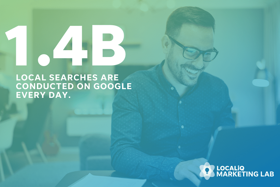 local seo is important because it helps you get found in local search.