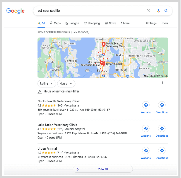 local marketing - local seo