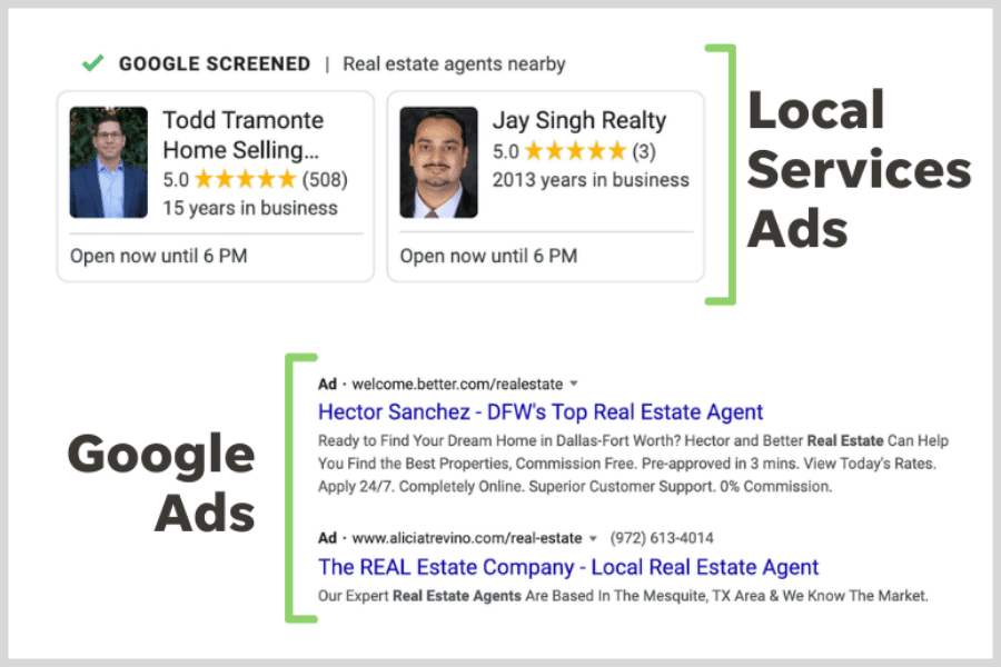 local ppc - what are google local services ads