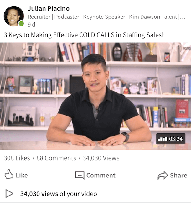 personal branding linkedin - personal brand benefits - connects you to opportunities