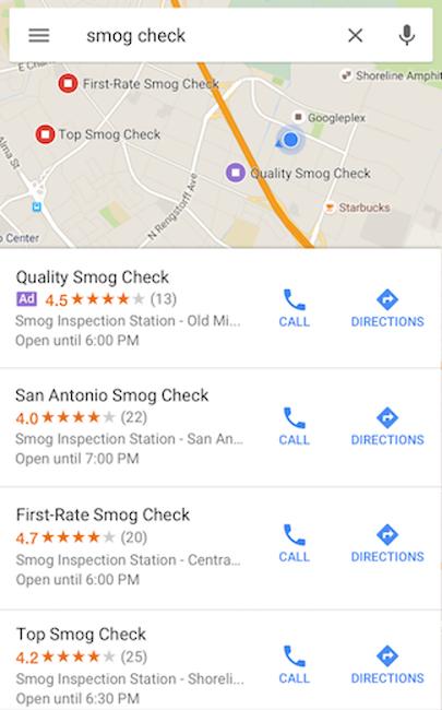 google maps marketing - google maps