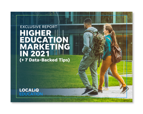Exclusive Report: The State of Higher Education Marketing in 2021 (+Data-Backed Ways to Get Ahead)