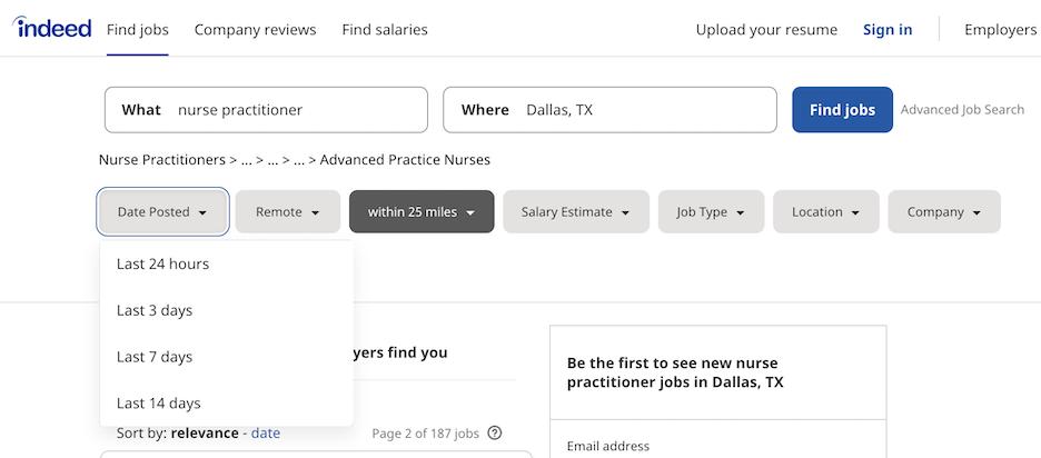 how to make your job posting stand out - keep your job posting fresh