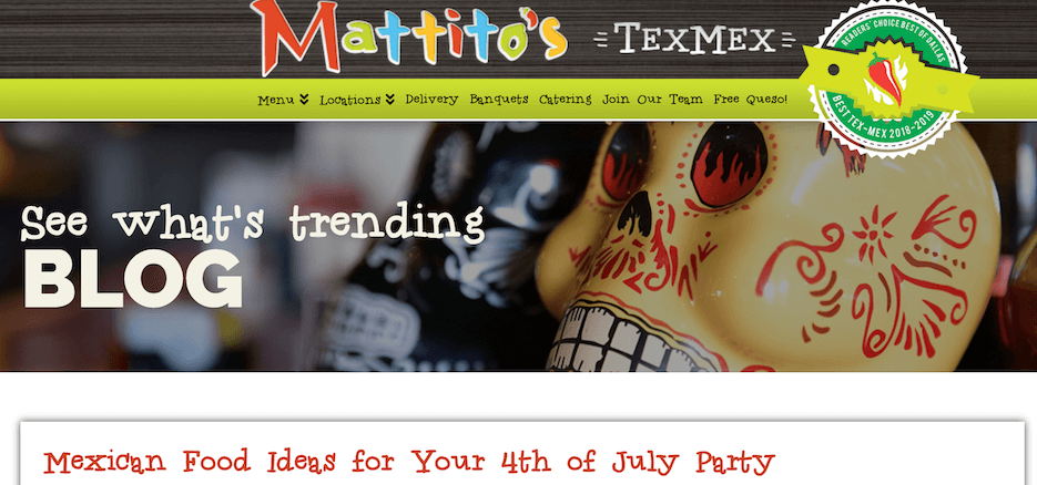 4th of july marketing ideas - blog post ideas for july 4th