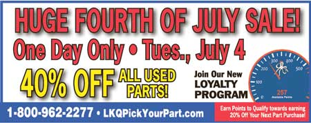 4th of july sale ideas - 40 off for 4th of july
