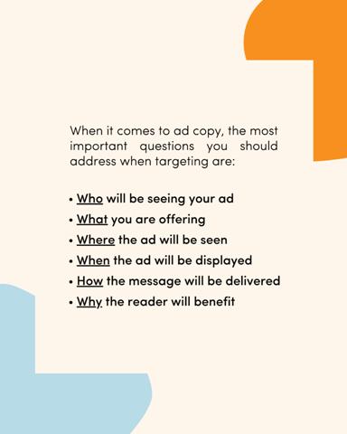 impression share - ad copy tips