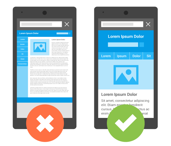 how to make your business stand out - mobile-friendly website