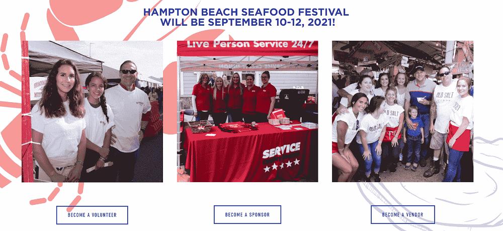 summer marketing ideas - local event marketing example