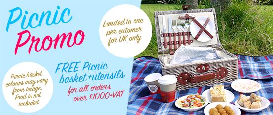 summer marketing ideas - summer food sale promotion