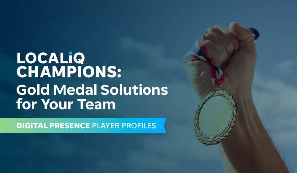 LOCALiQ Champions: Gold Medal Solutions for Your Team