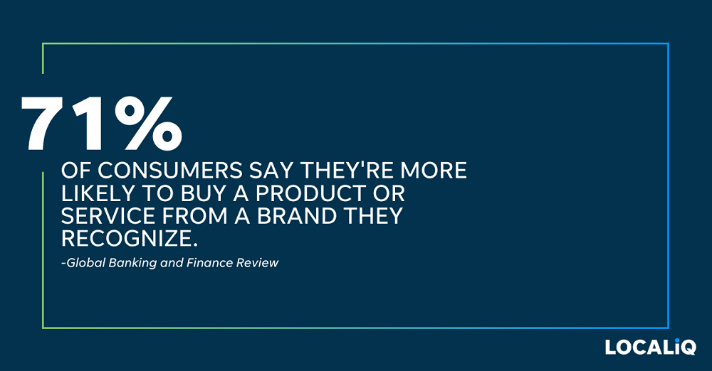 benefits of brand consistency - brand consistency and consumers statistic callout