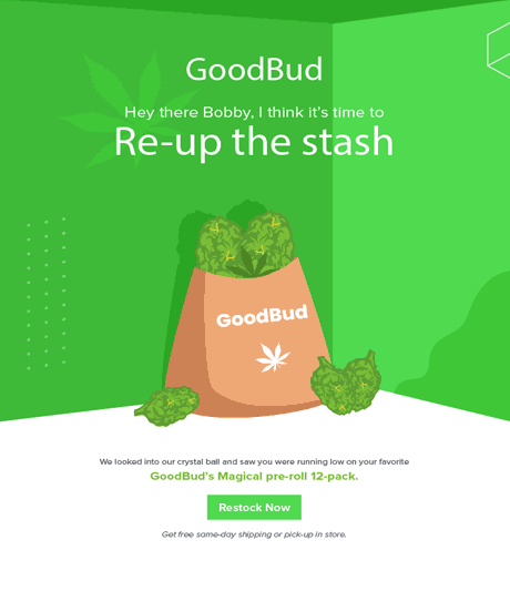 cannabis marketing - use email marketing to reach customers