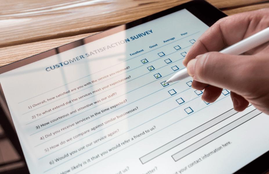 customer retention strategies - ask for feedback